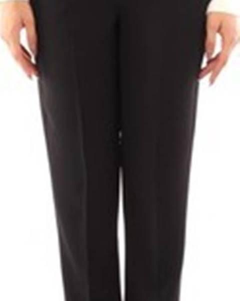 Černé kalhoty IBlues