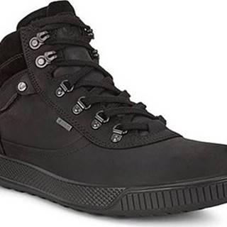 Kotníkové boty Byway Tred Černá