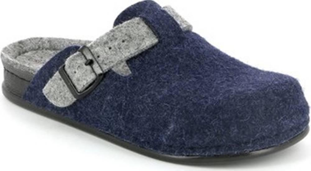 Grunland Papuče CI1016 Modrá