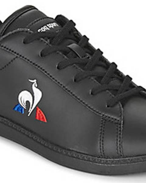 Černé tenisky Le Coq Sportif