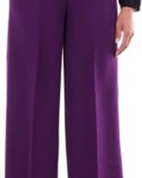 Fialové kalhoty Pt Torino