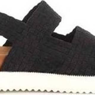 Sandály CRISP Černá