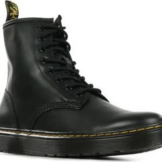 Kotníkové boty 1460 Talib Černá