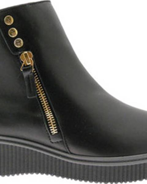 Černé boty Mephisto