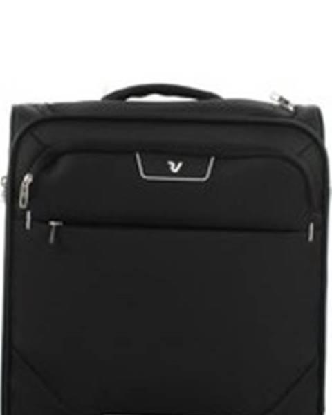 Černý kufr Roncato