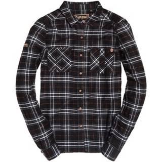 Košile / Halenk G40001RR Černá