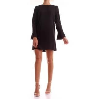 Krátké šaty OLGIASIA Černá