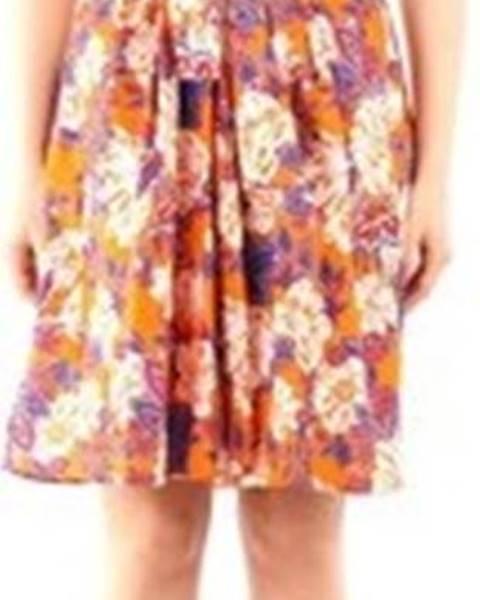 Oranžové šaty Emme Marella