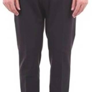 Oblekové kalhoty MZ22AFX1Z00FWD Hnědá