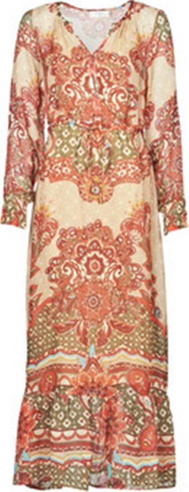Cream Společenské šaty SANNIE DRESS ruznobarevne