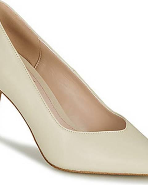 Bílé boty André