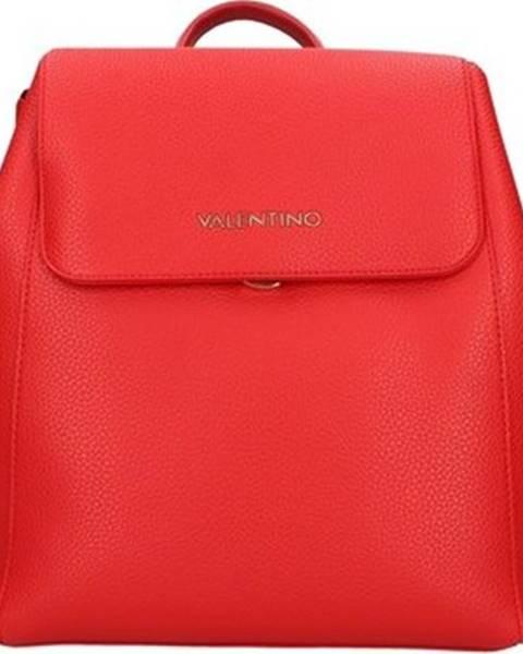 Červený batoh Valentino Mario