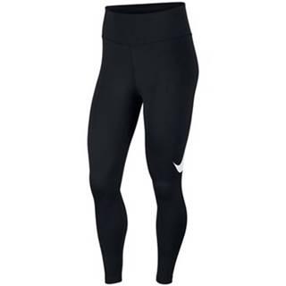 Legíny / Punčochové kalhoty Running Tights 78 W Černá