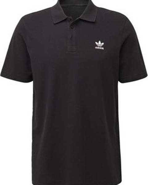 Černá košile adidas
