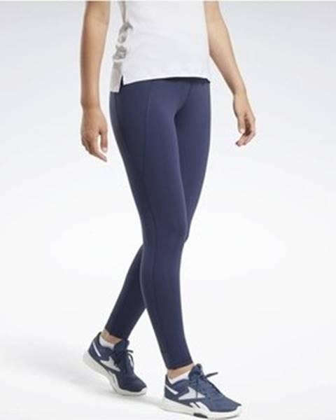 Modré kalhoty Reebok Sport