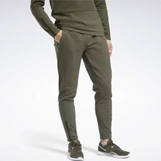 Ležérní kalhoty Thermowarm Deltapeak Joggers Zelená