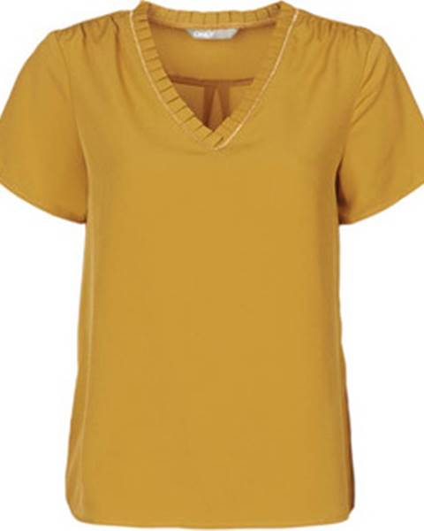 Žlutý top only