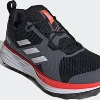 adidas Běžecké / Krosové boty Boty Terrex Two Trail Running Černá