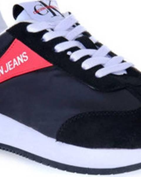Černé tenisky calvin klein jeans