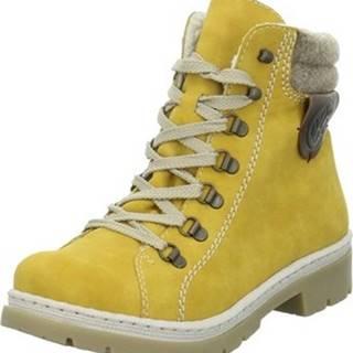 Kotníkové boty Y9430 ruznobarevne