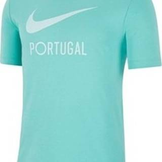 Trička s krátkým rukávem Portugal Training Ground ruznobarevne