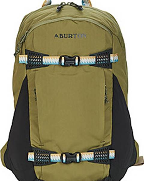 Zelený batoh Burton