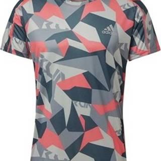 adidas Košile s krátkými rukávy OWN THE RUN TEE