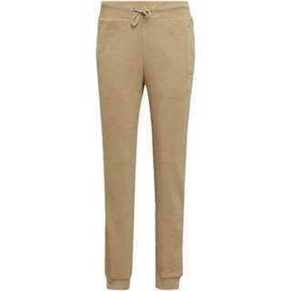 adidas Ležérní kalhoty Sportovní kalhoty Béžová