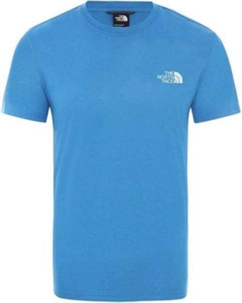 Modré tričko The North Face