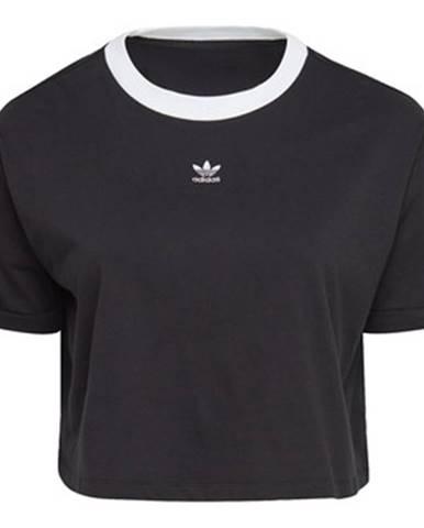 Topy, trička, tílka adidas