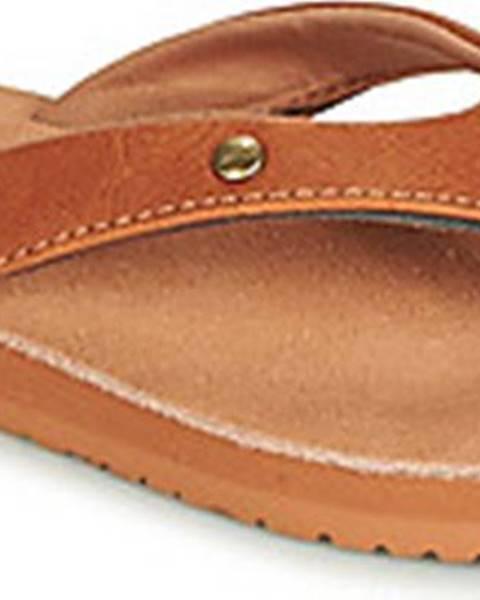 Hnědé pantofle Cool Shoe