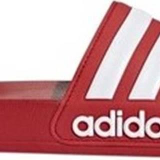 adidas pantofle Adilette Shower Červená