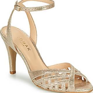 Sandály DAICHYAN Zlatá