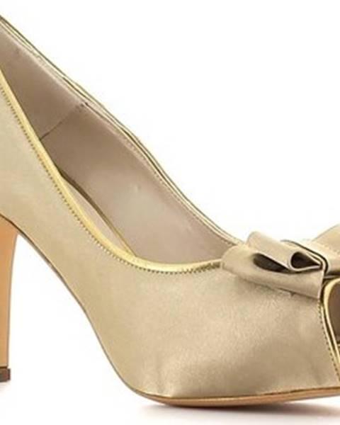 Zlaté boty Grace Shoes