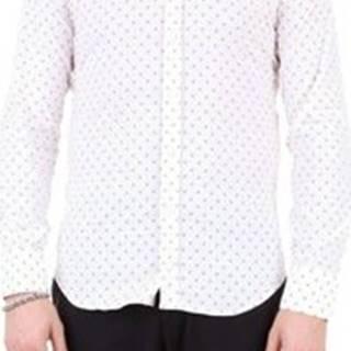 Košile s dlouhymi rukáv B1158SIMO ruznobarevne