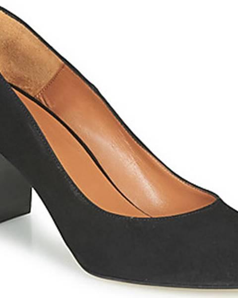 Černé boty Jonak
