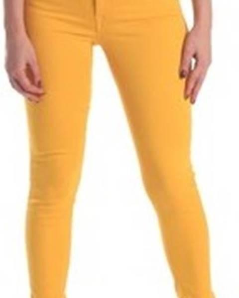 Žluté kalhoty fornarina