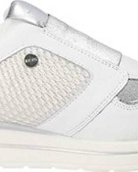 Bílé boty Keys