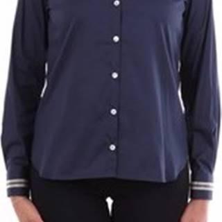 Košile / Halenk 170805 Modrá