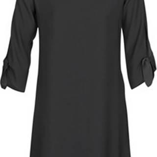Krátké šaty DRESS Černá