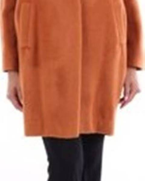 Oranžová bunda Barba Napoli