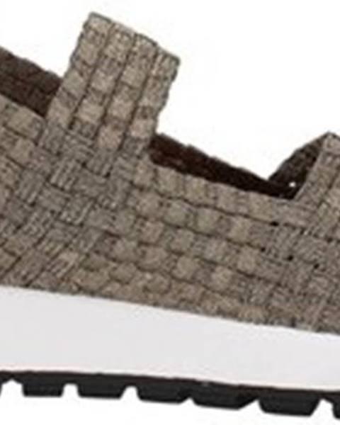 Hnědé sandály Bernie Mev