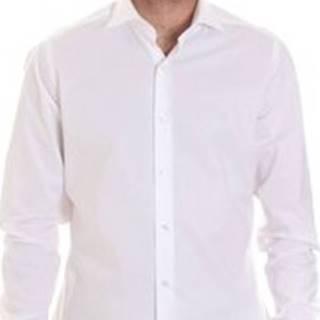 Košile s dlouhymi rukáv 000.076 P3196 Bílá