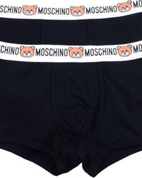 Černé spodní prádlo Moschino