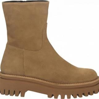 Kotníkové boty DIJON SUEDE
