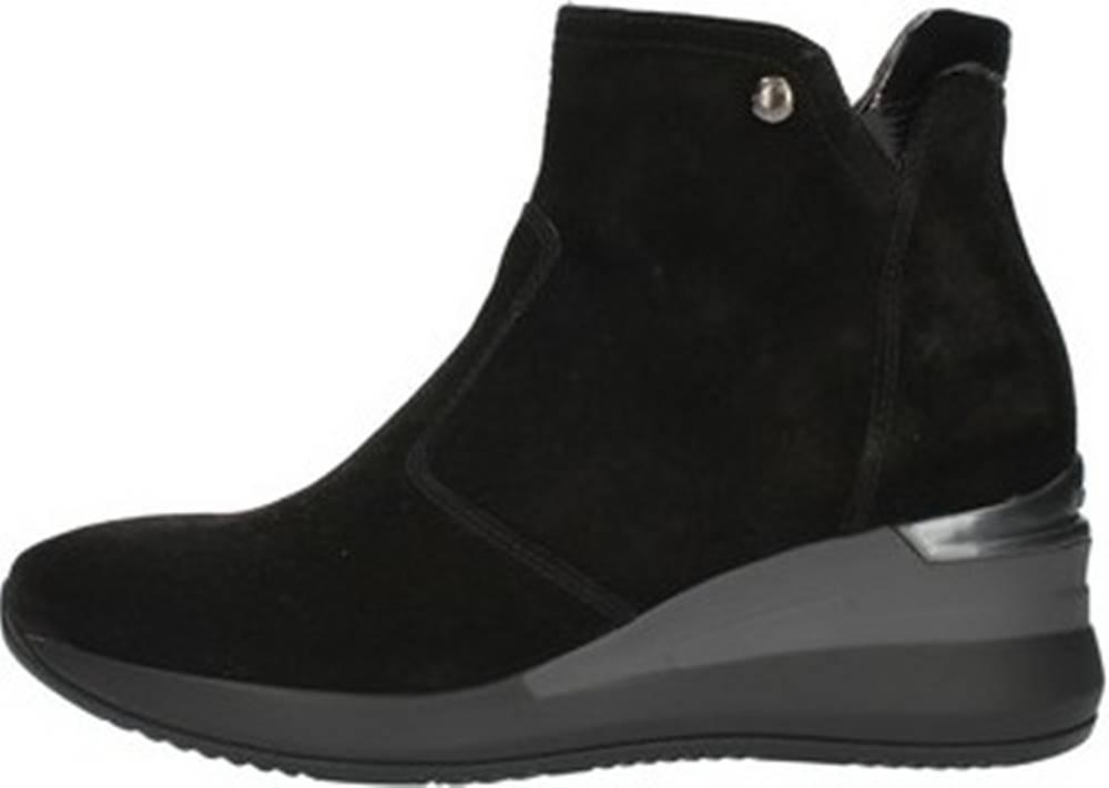 Nero Giardini Kotníkové boty I013175DD Černá