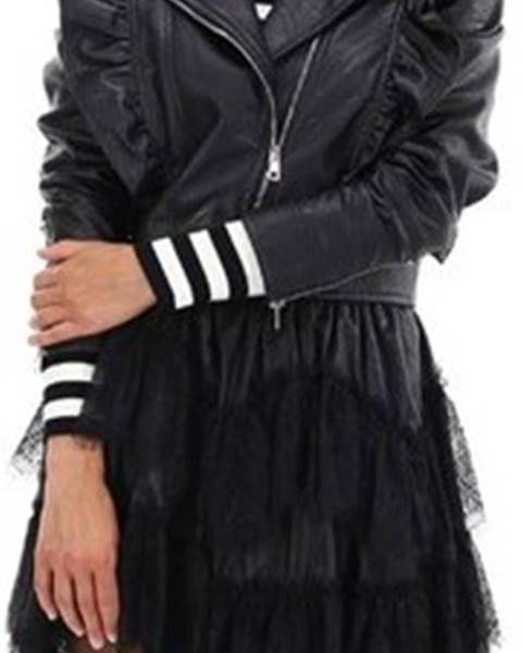 Černá bunda Aniye By
