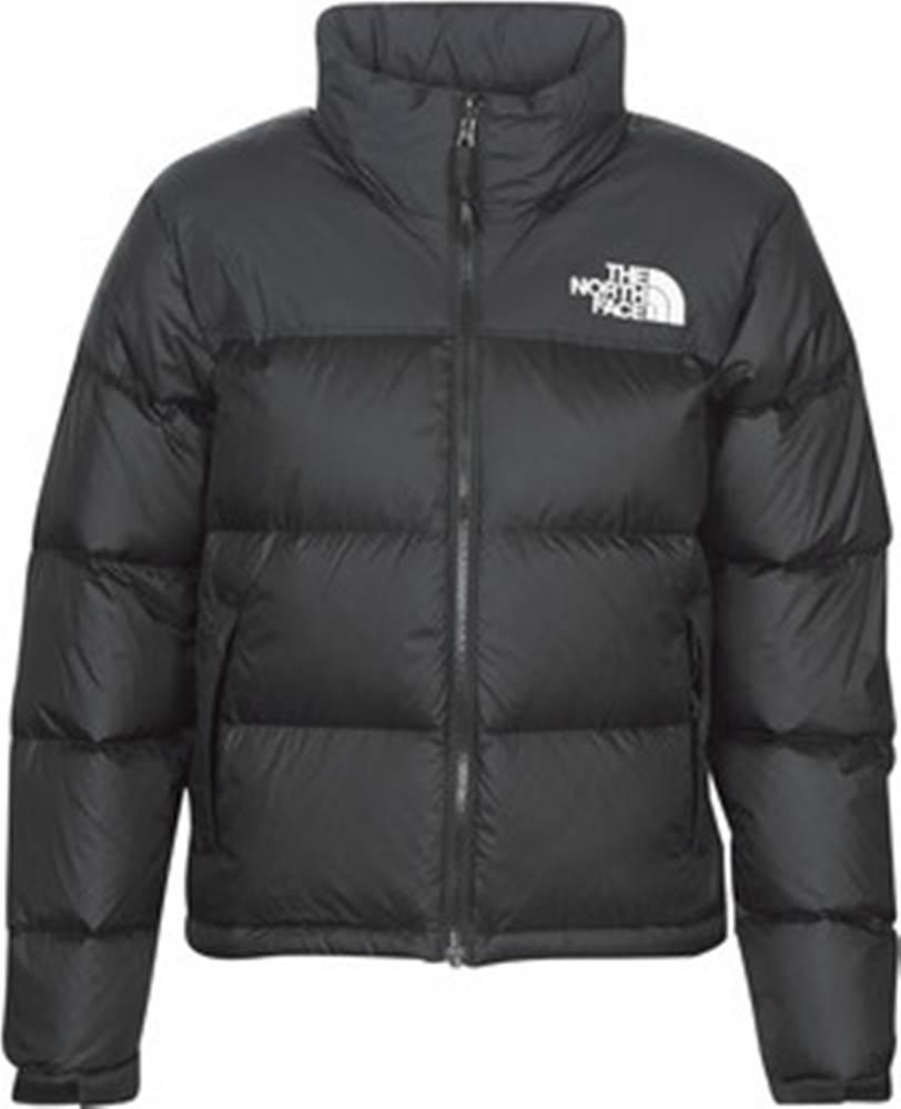 The North Face Prošívané bundy WOMEN'S 1996 RETRO NUPTSE JACKET Černá