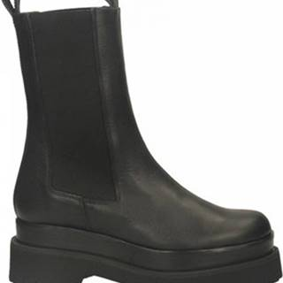 Kotníkové boty ICA OMEGA Černá
