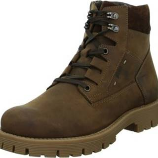 Kotníkové boty Cheston 02 Hnědá